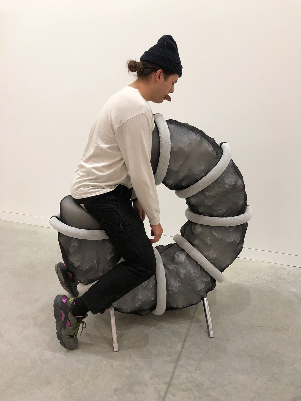 Chair for Humans in use