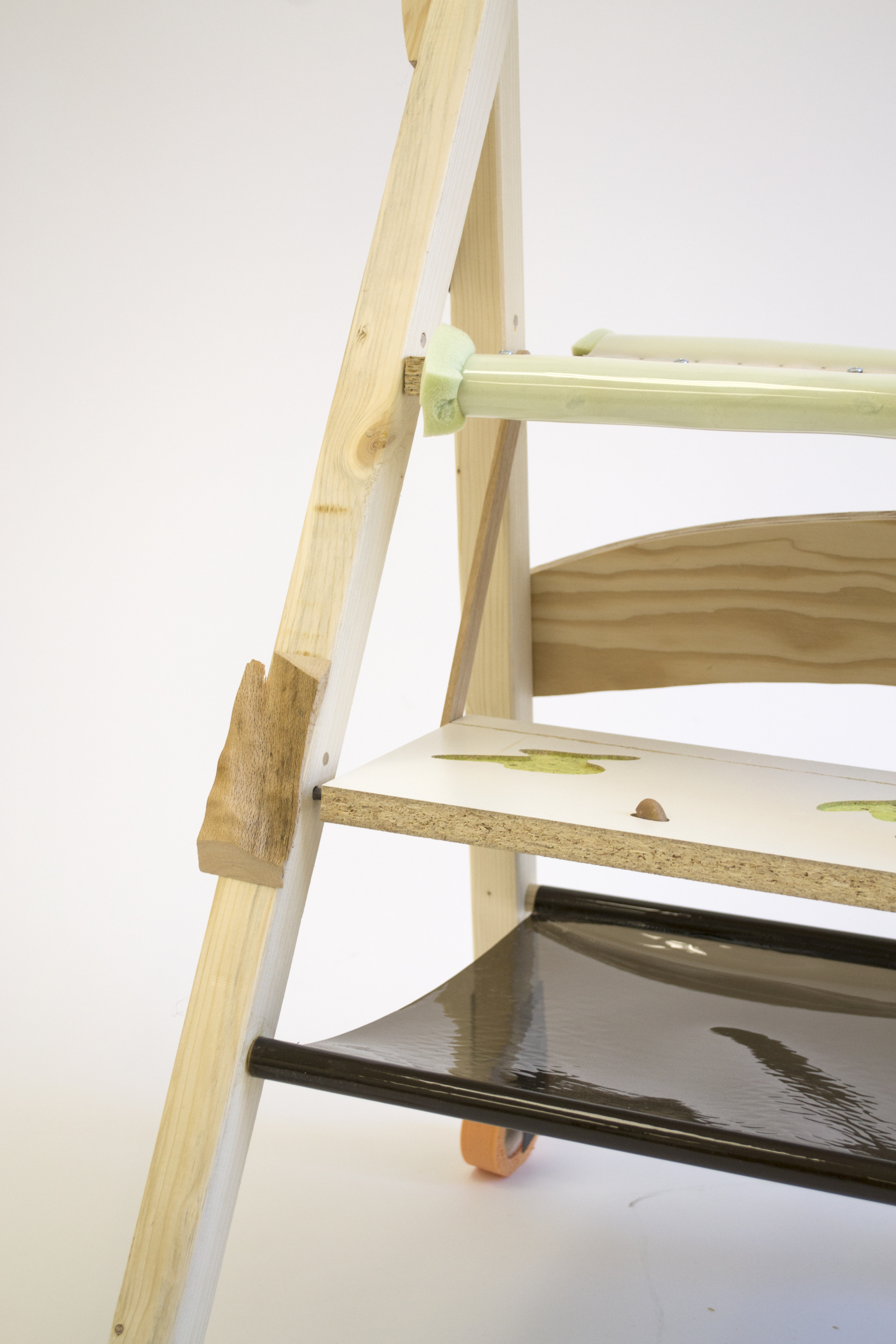 Untitled (Shelf) detail